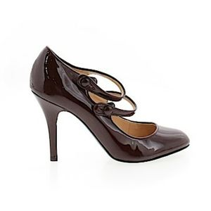 J. Crew Made in Italy Patent Leather Heels